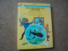 1985 The Making of Tintin - The Secret of the Unicorn/ROSSO Rackham's Treasure