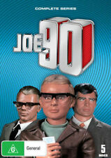 Joe 90: Complete series (DVD) OVER 12 HOURS !!  THUNDERBIRDS PUPPET STYLE 1960'S
