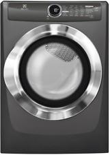 Electrolux Efmg617Stt 27 Inch 8.0 cu. ft. Gas Dryer w/Moisture Sensor Titanium
