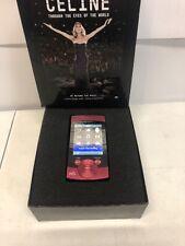 Sony Walkman NWZ-S545 Red (16 GB) Digital Media Player With Original Box