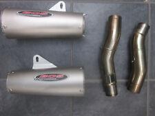 Kawasaki Z 1000 / SX  BOS Schalldämpfer Auspuff Sportauspuff Slip On NP 799 TOP!