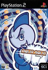 Aqua Aqua Wetrix 2 PS2 (Playstation 2) - Versandkostenfrei-UK Verkäufer 5021290021440