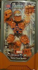 "Mega Bloks Marvel Fantastic 4 The Thing 50 Pieces 8"" Inch Figure Brand New [P15]"