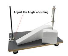 Intbuying 110V Wire Foam Cutter Foam Cutting Table Slitting Machine 38*58cm 30W