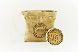 Double Sunnah Organic Fragranced Beard Cream 50ml with Free Gift Bag