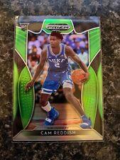 2019 Panini Prizm Draft Picks #74 Cam Reddish RC Green #006/125  SSP Duke
