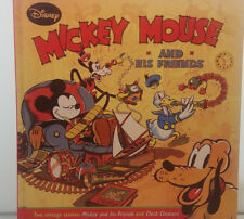 Mickey Mouse And His Friends-2 stories-Hardcover-New