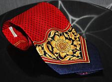 Authentic Gianni Versace 100% Silk Mens Tie Collectors!