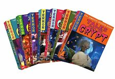 Tales from the Crypt: The Complete Seasons 1-7 (DVD, 2008, 7-Disc Set, Closed-Ca