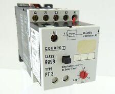 Square D pt 3 tiempo bloque pt3 on delay Timer-módulo 0,15-3s ph31e Schütz contactor