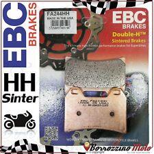 PASTIGLIE FRENO ANTERIORE SINTER EBC FA244HH HUSQVARNA SMR 630 2004-2005