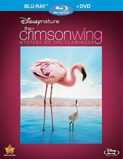 The Crimson Wing: Mystery of the Flamingos [New Blu-ray] With DVD, Widescreen,