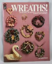 Wreaths Hot Off The Press Craft Booklet 1990 Seasonal Projects