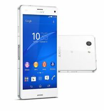 Sony Xperia Z3 Compact D5803 - 16GB - White (Unlocked) Smartphone 20MP Camera
