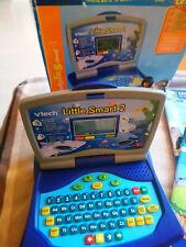 Vtech Lerncomputer  LITTLE SMART 2 *** MIT 3 Lernbüchern *** - TOP