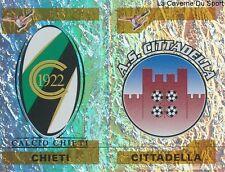 701 SCUDETTO CHIETI AS.CITTADELLA ITALIA SERIE C1 STICKER CALCIATORI 2005 PANINI