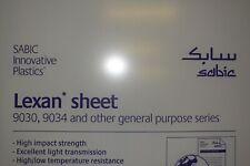 Lexan Sheet Clear Polycarbonate 14 X 48 X 36