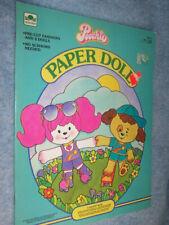 1983 Golden Book - Poochie Paper Doll