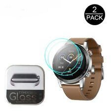 Tempered Glass For Huawei Honor Magic GT 2 Watch Screen Protector Film 42mm 46mm