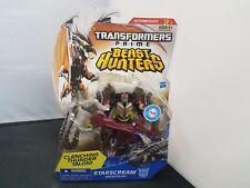 Transformers Prime Beast Hunters STARSCREAM Deluxe Class New Sealed 2012 Hasbro