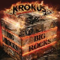 KROKUS - BIG ROCKS   CD NEUF