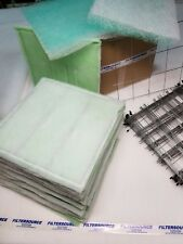 Paint Spray Booth Filter 20x20 Master Set