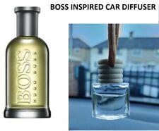 Car Air Freshener Perfume Diffuser Hanging - Designer Inspired By Boss FREE P&P