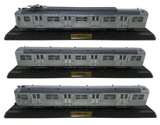 Lot de 3 Automotrices Z-5100 SNCF Ho 1/87 Train Locomotive Atlas