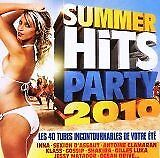 INNA, SHAKIRA... - Summer hits party 2010 - CD Album