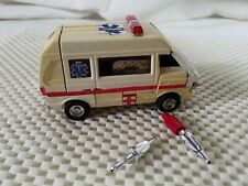 Vintage Pre Rub Transformers G1 Generation 1 Ratchet  Autobot Car Ambulance