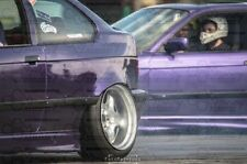 BMW E36 Compact Rear Overfenders Felony WideBody Bodykit Drift Stance Tuning
