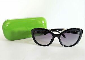 Kate Spade Sherrie 0D28F8 Black Ladies Sunglasses