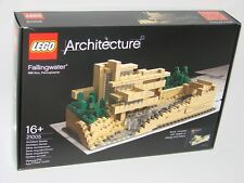LEGO® Architecture 21005 Fallingwater NEU OVP 2te Wahl _NEW MISB NRFB 2nd choice