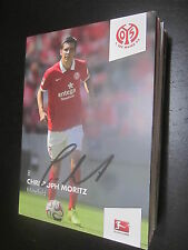 43634 Christoph Moritz FSV Mainz 05 original signierte Autogrammkarte