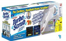 As Seen on TV-Turbo scrub 360-genuine-hand held Power Scrubber