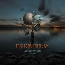 FISH ON FRIDAY - AN INITIATION 2010-2017 SEALED CD DIGI 2019 CROSSOVER PROG