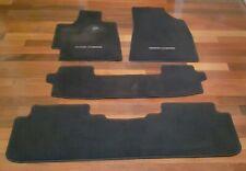 08-11 HIGHLANDER 3RD ROW CARPET FLOOR MAT BLACK PT919-48082-11 OEM TOYOTA