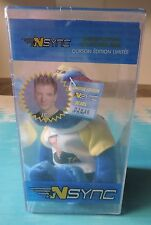 Nsync limited edition collectable JC bear sealed in box # 2646 out of 25,000