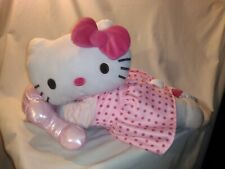"""Hello Kitty by Sanrio Doll Telephone Pink White Large Pillow 20"""""""