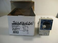 (H5) Telemecanique Starter Contactor, Integrated Overload, LB1LB03P06, New