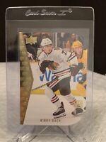 2020 Upper Deck Die Cut KRIBY DACH rookie card RC Short Print  #15