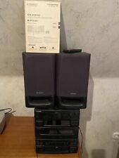 XR-P330 Pioneer Stereoanlage Musik Cassette CD Lautsprecher Kompaktanlage