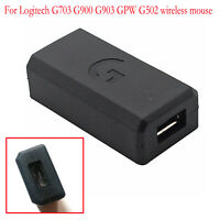 Micro-USB to USB Extension Conver Adapter for Logitech G703 G903 Wireless Mouse