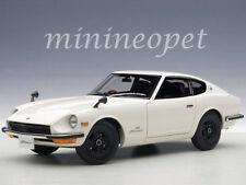AUTOart 77438 1969 69 NISSAN FAIRLADY Z432 PS30 1/18 DIECAST MODEL CAR WHITE
