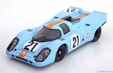 1:18 Norev Porsche 917K #21, Le Mans Rodriguez/Kinnunen 1970 Gulf