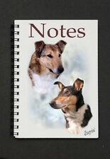 Smooth Collie Dog Notebook/Notepad By Starprint