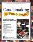 Candlemaking For Fun & Profit By Michelle Espino *Excellent Condition*