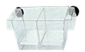 Ablaichbecken Aufzuchtbehälter Aufzuchtbecken Laichbehälter Saugerbefestigung