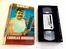 Cold Sweat (VHS) Case Cut Charles Bronson Liv Ullman Rare