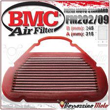FILTRO DE AIRE BMC DEPORTIVO LAVABLE FM202/09 YZF 600 YZF600 R6 2005 05